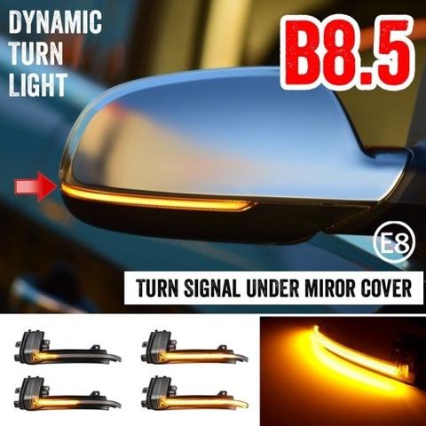 ДИНАМИЧЕСКИЕ KIERUNKI LED (СВЕТОДИОД ) AUDI A4 B8 2011-16 A3 A5