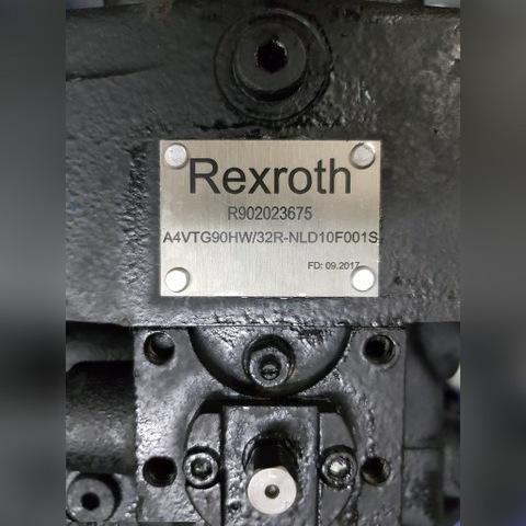 Помпа hydrauliczna Рексрот A4VTG90HW/32 R902023675