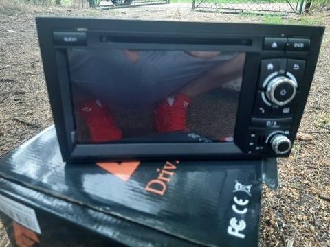 РАДИО AUDI A4 B6 4/16GB