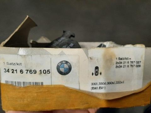 ZAPATAS PARTE TRASERA BMW 34216769105 34216767027 34216767028