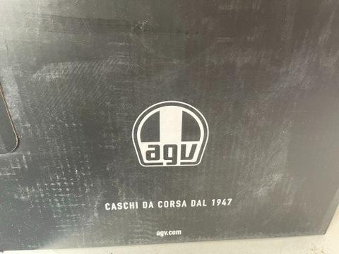 ШЛЕМ МОТОЦИКЛЕТНЫЙ AGV CORSA R E2205 SOLID BLACK