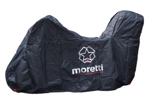чехол мотоциклетный moretti l мотоцикл с kufrem, фото