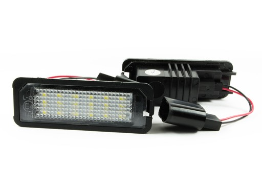 подсветка led к vw passat b6 golf iv v vi 4 5, фото