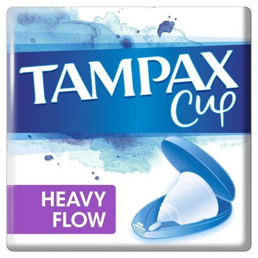 Kubeczek Menstruacyjny Tampax CUP Heavy