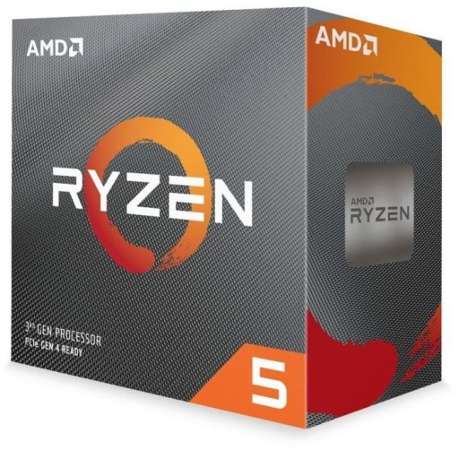 AMD Ryzen 5 3600 3,6GHz BOX (100-100000031BOX)