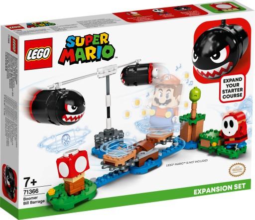 Lego Super Mario Ostrzał Banzai Bill 71366