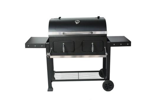 Landmann Gasgrill Outlet : Outlet grill węglowy landmann żeliwny ruszt