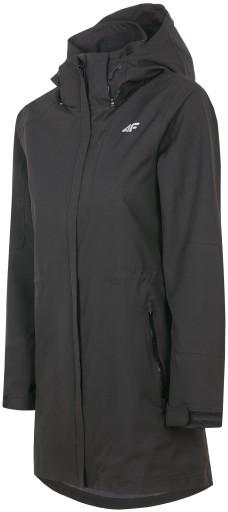 Kurtka damska 4F H4L19-KUDT004 czarna r. XS