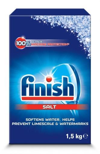 FINISH Sól ochronna do zmywarki 1,5 kg