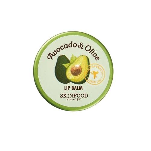 SKINFOOD Avocado and Olive Lip Balm balsam do ust