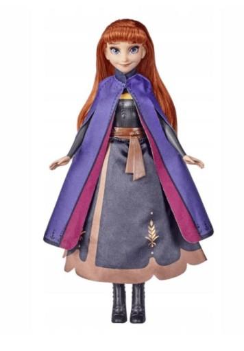 Hasbro Frozen II Anna Magiczna przemiana E9419