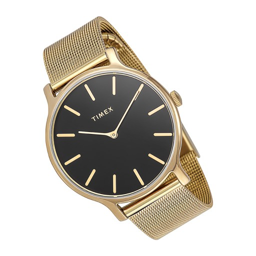zegarek damski matropolitan tw2u36400 złoty