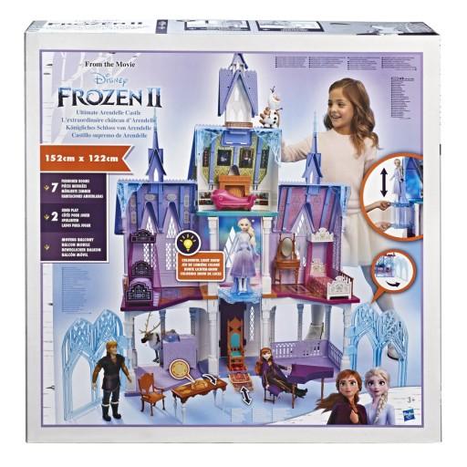 Zamek Arendelle Frozen 2