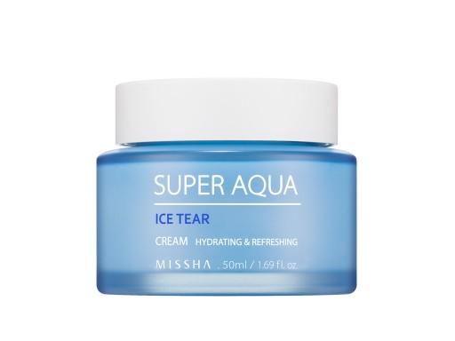 Missha Super Aqua nawilżający krem do twarzy 50 ml