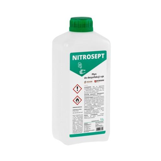 NITROSEPT 1L Płyn do dezynfekcji skóry
