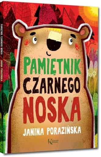 Pamiętnik Czarnego Noska Janina Porazińska