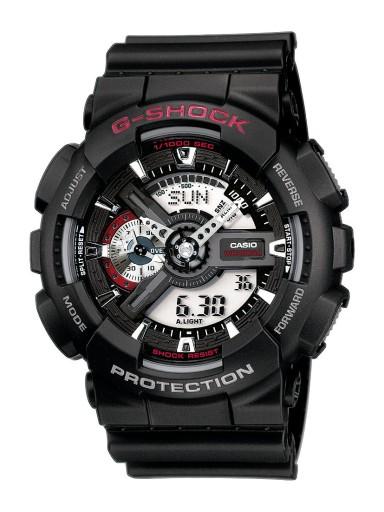Zegarek naręczny CASIO G-SHOCK GA-110 -1AER