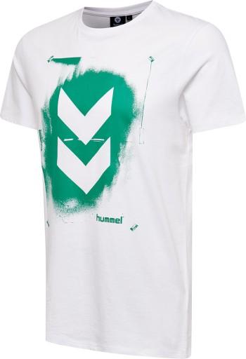 T-shirt męski Hummel HML LOGAN r L