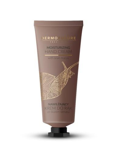 DermoFuture Moisturizing Hand Cream krem do rąk