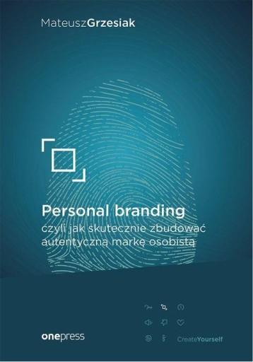 Personal branding Mateusz Grzesiak