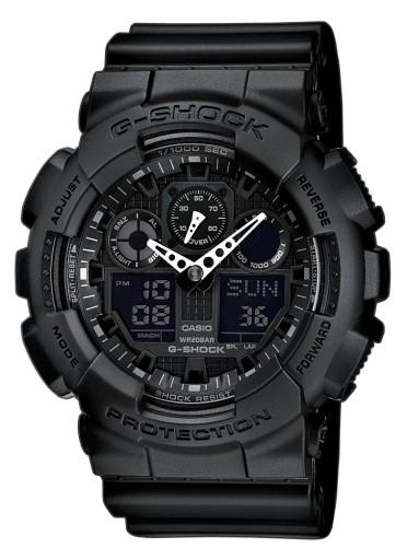 Zegarek sportowy Casio G-Shock GA-100-1A1ER