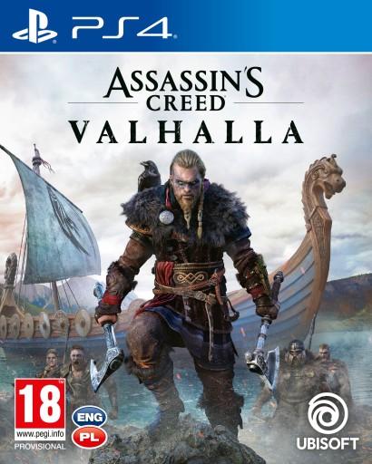 Assassins Creed Valhalla Ps4 Stan Nowy 9919163457 Allegro Pl