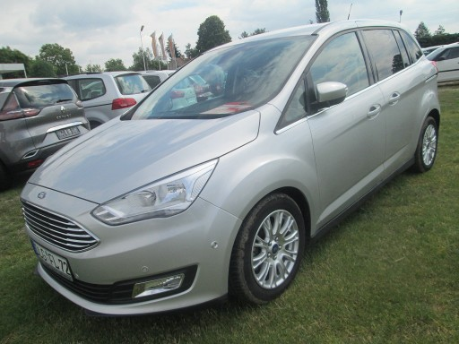 Ford C-MAX II Grand C-MAX Facelifting 1.5 EcoBoost 150KM 2015