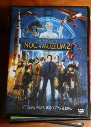 NOC W MUZEOM  2    DVD