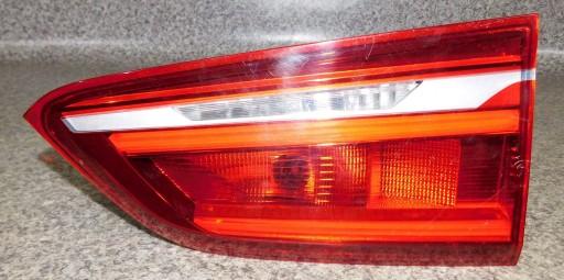 BMW X1 F48 ZIBINTAS (LEMPOS-FAROS) DESINE.P. GALINE w BAGAZINES DANGTIS GALAS GALINIS