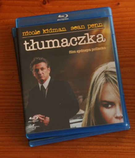 TŁUMACZKA     Blu-ray