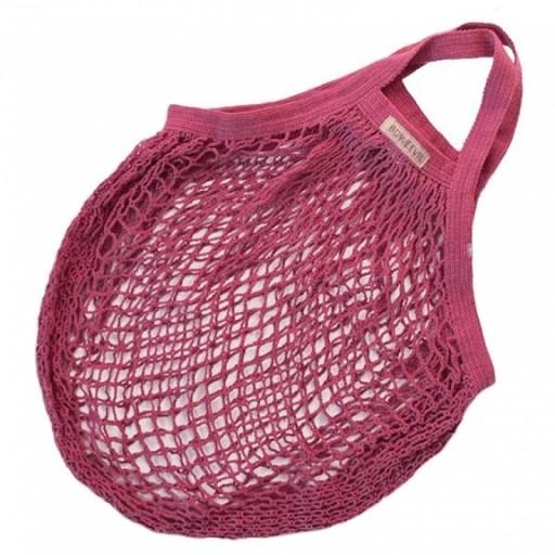 torba ekologiczna z bawełny eko FUKSJA BO WEEVIL