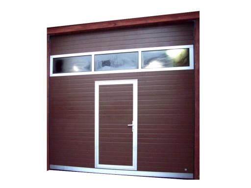 Aktualne BRAMA SEGMENTOWA bramy segmentowe drzwi garażowe ! 6946719529 GR47
