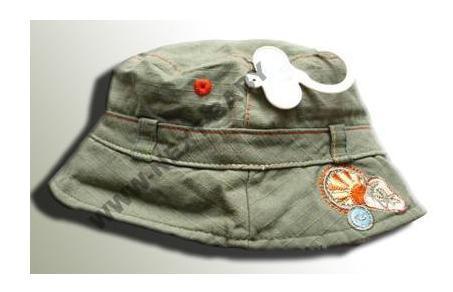 GEORGE chłopięcy kapelusz __ 56 / 62 / 68 na upały