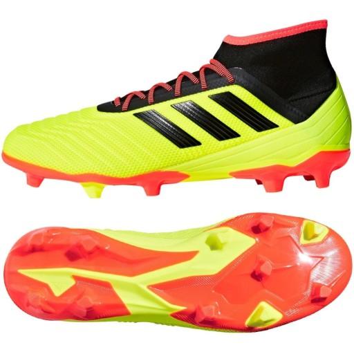Buty piłkarskie adidas Preadtor 18.3 FG Jr
