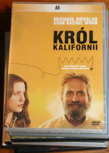 KRÓL KALIFORNI   DVD