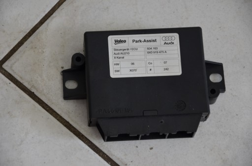 AUDI A1 STEROWNIK PDC 8X0919475A