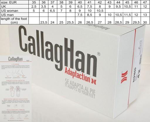 okazja CallagHan Mar mokasyny california rojo 43 8821574887