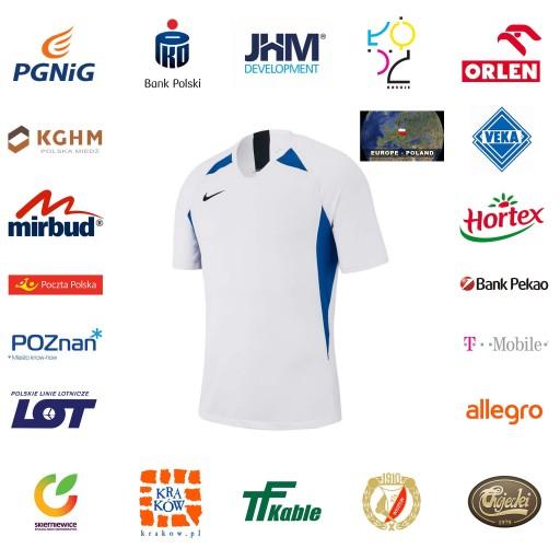 Koszulka Nike Dry Legend AJ0998 102 biały XL 10601707421 Odzież Męska T-shirty UE GKQCUE-8