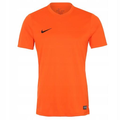 Koszulka Nike meska Shirt sportowa park orange XL 7923282439 Odzież Męska T-shirty VO IOJGVO-7