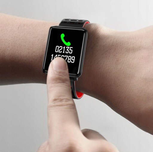 smartwatch zegarek smartband do iphone huawei