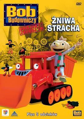 BOB BUDOWNICZY Żniwa Stracha DVD 6 odc 60 min. 24h