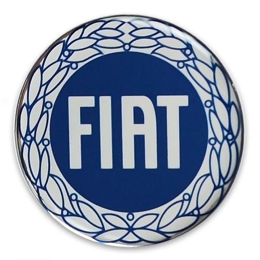 50mm Emblematy na kołpaki do FIAT PUNTO PANDA