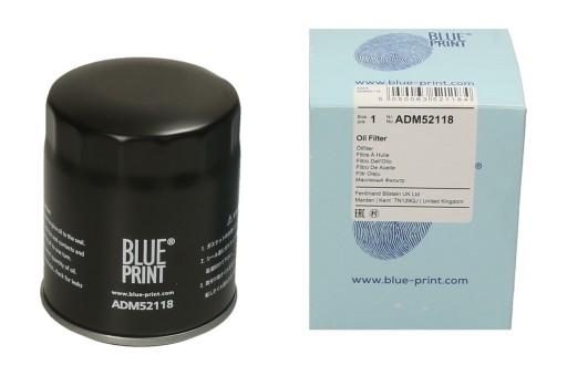 FILTR OLEJU BLUE PRINT MAZDA 6 Hatchback (GG)