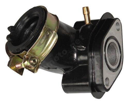 QUEST scooter GY6 4T pin suction collector carburettor