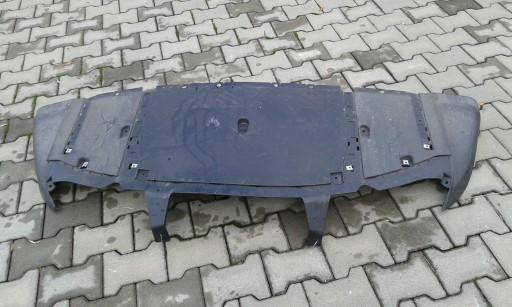 PLATE-PROTECTION UNDER ENGINE TESLA
