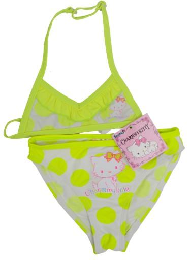 a4a4711db3194f Charmmy Kitty strój kąpielowy dla dziecka * 94 cm 7375188940 - Allegro.pl