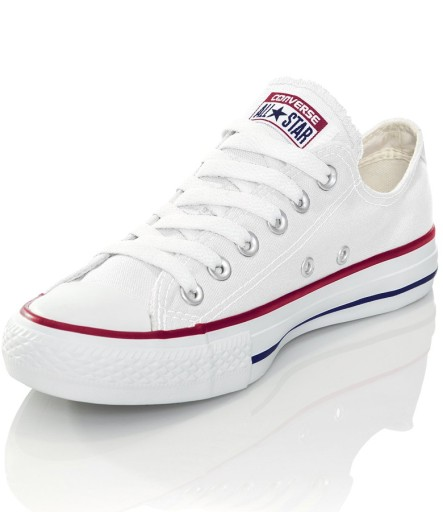 Converse buty trampki All Star białe M7652 36,5