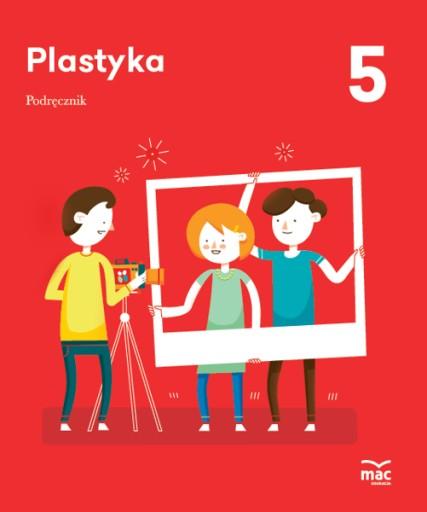 Plastyka Podręcznik Klasa 5 Mac Edukacja 7472276373 Allegropl
