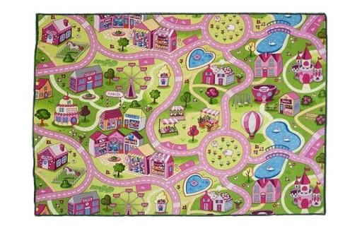 Dywan 200x300 Dywany Dla Dzieci Farma Miasto Ulice