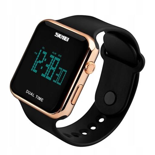 SKMEI 1271 Zegarek damski elektroniczny - 4 kolory